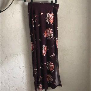 Charlotte Russe: Maxi skirt